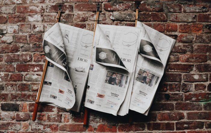 rassegna stampa intervista trasloco